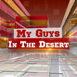 My Guys In The Desert - LOGO